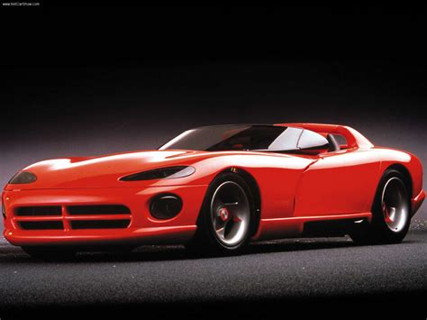 Dodge Viper RT10 Concept Vehicle (1989) - picture 2 of 2 ...