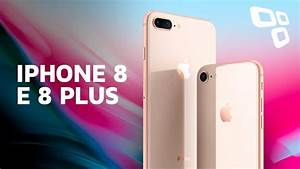 Iphone 8 Plus Auchan : tudo sobre os iphone 8 e iphone 8 plus tecmundo youtube ~ Carolinahurricanesstore.com Idées de Décoration