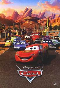 Cars movie posters at movie poster warehouse movieposter.com