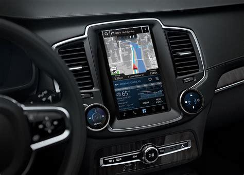 volvo s60 interior did garmin just reveal the 2020 volvo s60 v60 interior