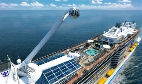 Anthem Of The Seas To Be Based In Southampton  Cruisemiss