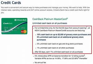 Citizens bank business credit card best visa business for Citizens business credit card