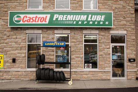 Castrol Express Oil Change & Car Cleaning Centre