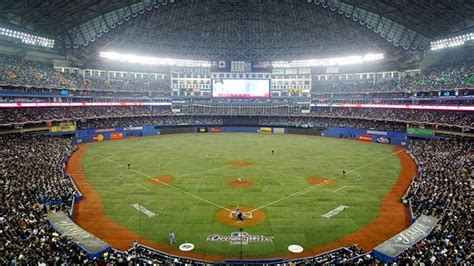 rogers centre seating chart pictures directions  history toronto blue jays espn