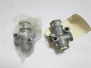 Lot Of 2  Bendix 280758 Relay Inversion Valve Tr