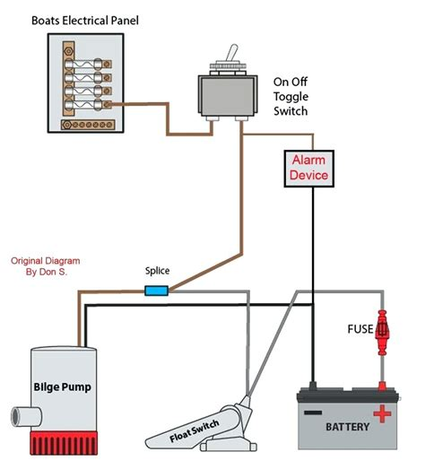 diagram marine battery wiring diagram 2