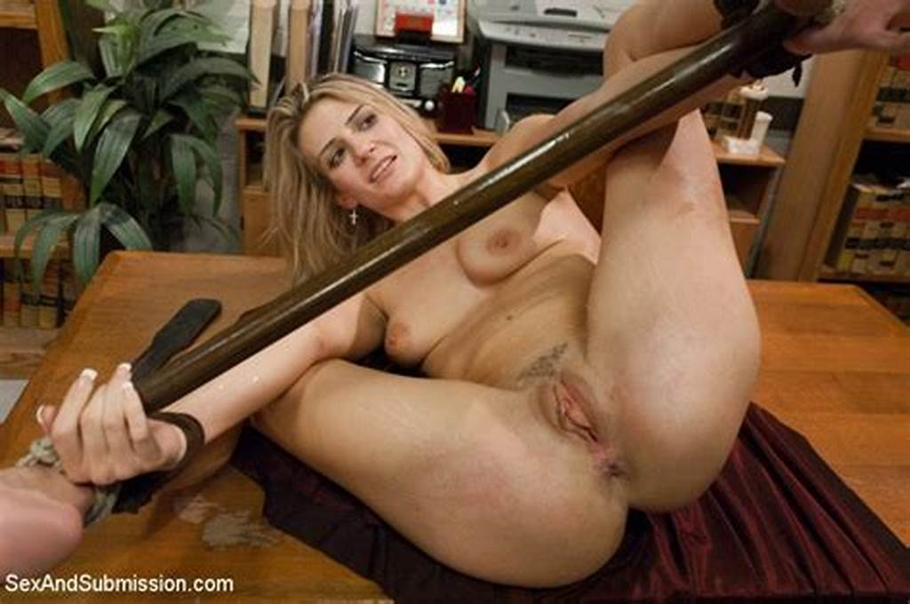 #Amanda #Tate #Gets #Tied #Up #And #Fucked