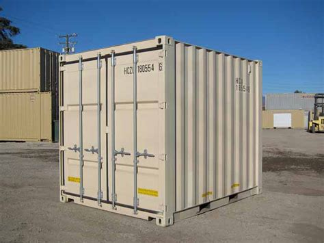 10ft Storage Container  10' Shipping Container