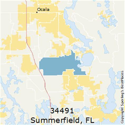 places    summerfield zip  florida