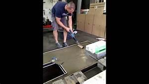 Arbeitsplatte Selber Bauen : arbeitsplatte selber bauen youtube ~ Markanthonyermac.com Haus und Dekorationen