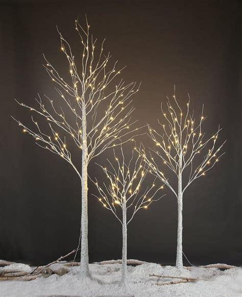 amazoncom lightshare led birch tree  feet holiday