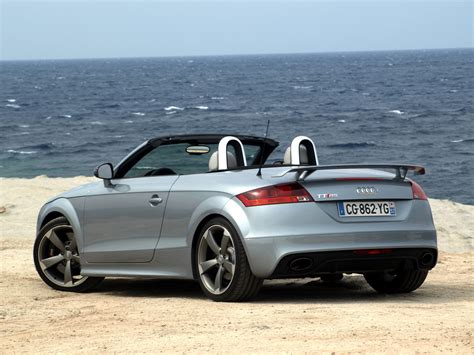 Audi Tt Roadster Wallpapers Images Photos Pictures Backgrounds