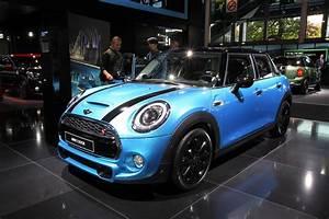 Mini One 5 Portes : top 10 des nouveaut s du mondial de l 39 automobile de paris 2014 photo 19 l 39 argus ~ Nature-et-papiers.com Idées de Décoration