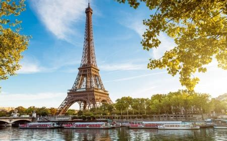 eiffel tower  seine monuments architecture