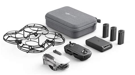 mavic mini  djis smallest   lightweight drone