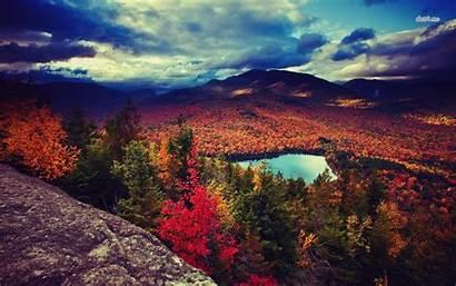 Mountain Fall Desktop Wallpapers Autumn Nature Mountains