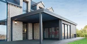 toit en aluminium maison newsindoco With toit en aluminium maison