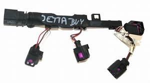 Used Genuine Vw Jetta 2 0 Fsi Bvy Injector Wiring Harness Loom Oem