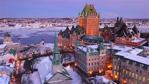Five The Most Luxurious Hotels Quebec