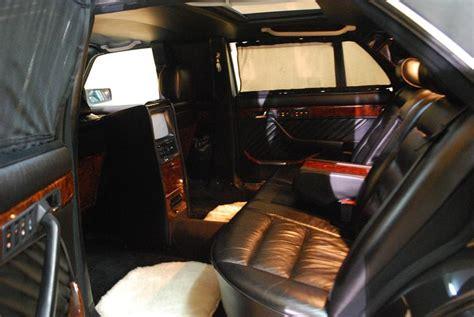 sel trasco limousine  sale mbworldorg forums