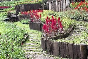 Bordure De Jardin : comment r aliser des bordures de jardin ~ Melissatoandfro.com Idées de Décoration