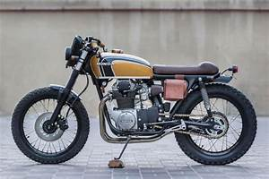From Texas Barn To The Persian Gulf  A Cb350 From Dubai