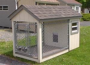 Al furniture co amish made k9 kastle outdoor dog kennels for Amish dog kennels for sale