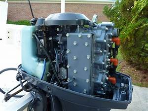 Few Questions About The Yamaha 90hp 2 Stroke