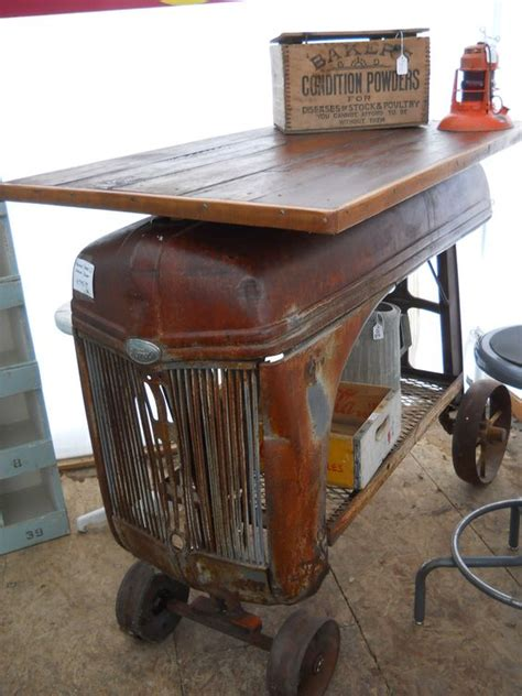kitchen island legs amazing tractor kitchen island on wheels 1940 s ford 1940