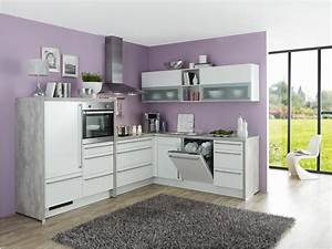 Kleine Küchenzeile Günstig : luxus kleine k che l form luxus home ideen home ideen ~ Indierocktalk.com Haus und Dekorationen