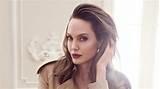 Angelina Jolie Face 2020 Wallpaper, HD Celebrities 4K ...