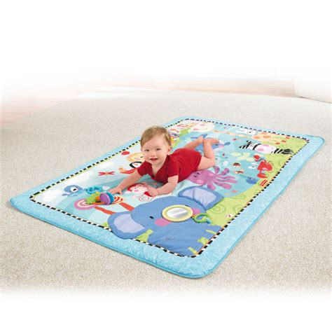 tapis g 233 ant des d 233 couvertes fisher price king jouet
