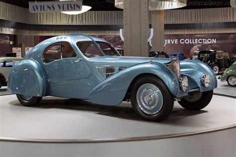 Bugatti Type 57 SC Atlantic Coupe - Chassis: 57374 ...