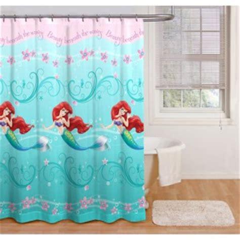 Mermaid Bath Set by Disney Princess Ariel Mermaid Bathroom Decor Cool