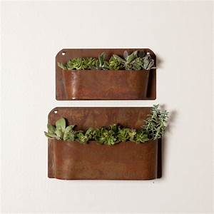 Rustic Wall Planter - Magnolia Chip & Joanna Gaines