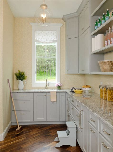 butlers pantry images  pinterest kitchen