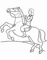 Horse Race Coloring Pages sketch template