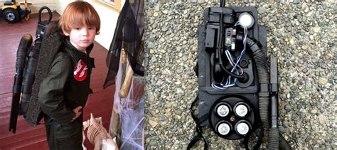 How To Make Ghostbusters Proton Pack by Diy How To Make A Ghostbusters Proton Pack Tanja Maduzia