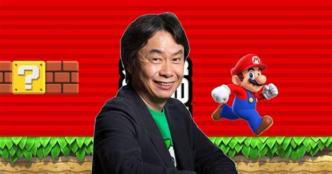 Shigeru Miyamoto Says Free-To-Play Games Are Too Greedy