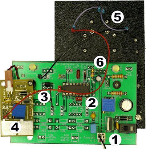 Equipment Measure Detection Distance Khz Infrared