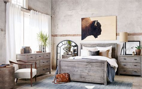 Masculine Bedroom Furniture by About Kathy Kuo Home