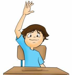 I Raised My Hand in Class – Kenn Nesbitt's Poetry4kids.com