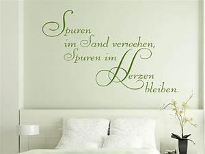 Spruch voller Liebe als Wandtattoo Sprüche rund um die Liebe als Wandtattoos