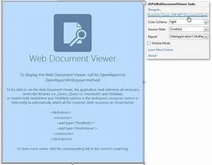 adding a document viewer to an aspnet application With document viewer asp net c