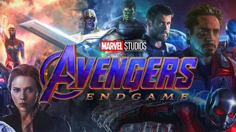 Official Avengers Endgame 2nd Trailer Update And Possible
