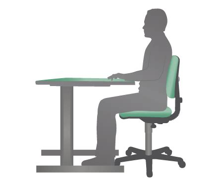 ergonomic sitting at desk why quot ergonomic quot chairs are bad for your posture qor360
