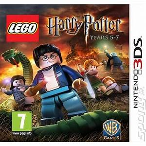 3ds Lego Harry Potter Jaren 5 7