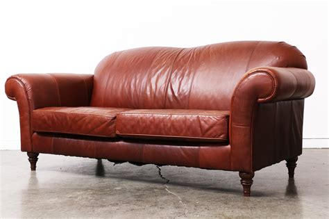Broyhill Leather Sofa Broyhill Tanners Choice Heuer
