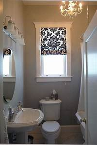 23 bathrooms with roman shades messagenote With window treatments for the bathroom