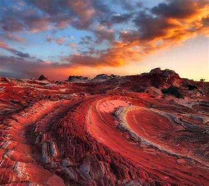 Desert Arizona Landscape Nature Rock Wallpapers Desktop